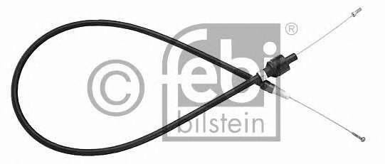 Трос, управление сцеплением FEBIBILSTEIN арт. 06169
