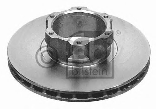 Тормозной диск FEBIBILSTEIN арт. 09678