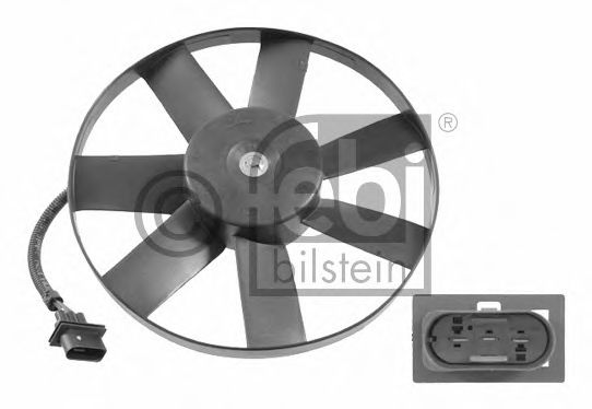 Вентилятор, охлаждение двигателя FEBIBILSTEIN арт. 14748