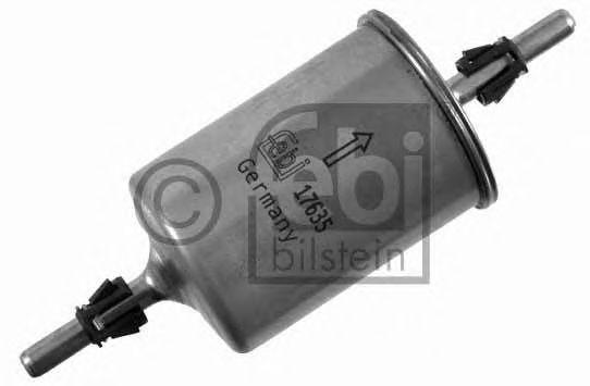 Фильтры топливные Топливный фильтр FEBIBILSTEIN арт. 17635