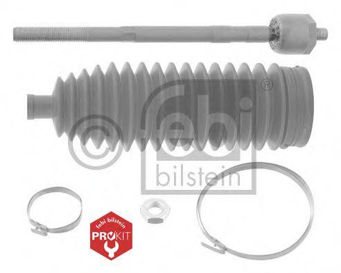 Ремкомплект, осевой шарнир поперечная рулевая тяга FEBIBILSTEIN арт.