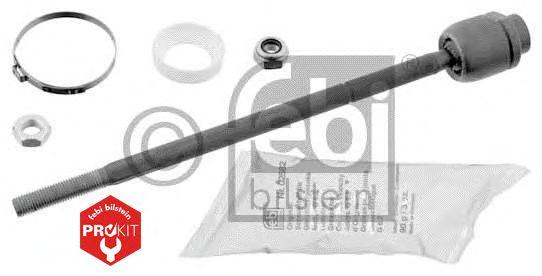 Осевой шарнир, рулевая тяга FEBIBILSTEIN арт. 28477