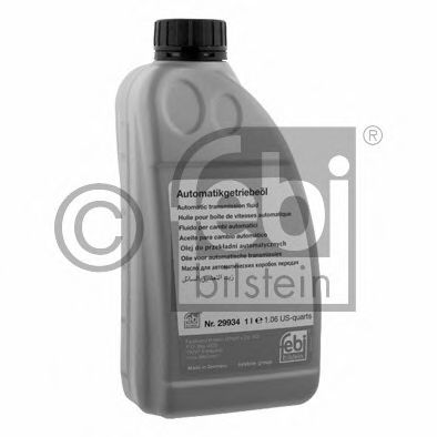 Трансмиссионные Трансмиссионное масло FEBIBILSTEIN арт. 29934