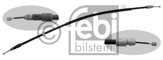 Трос, стояночная тормозная система FEBIBILSTEIN арт.