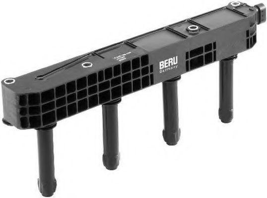 Котушка запалювання BERU ZS508