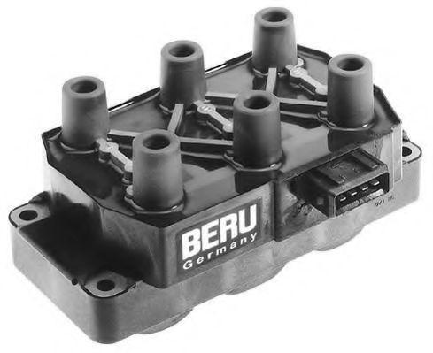 Котушка запалювання BERU ZS301