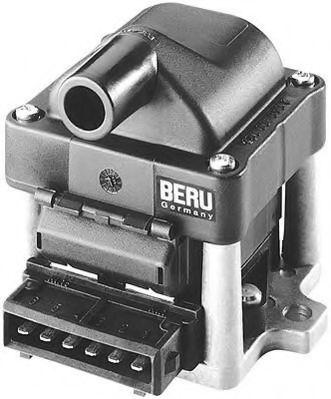Котушка запалювання BERU ZSE002