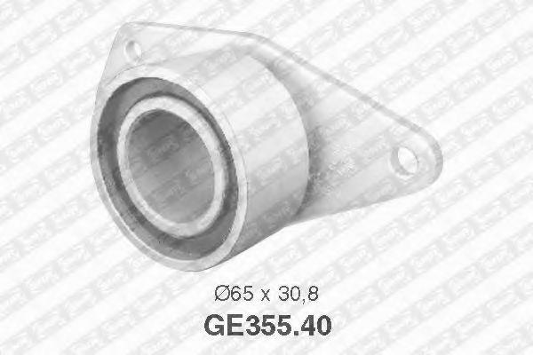 Паразитный / Ведущий ролик, зубчатый ремень SNR арт. GE35540