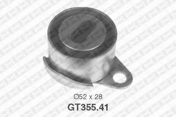 Натяжной ролик, ремень ГРМ SNR арт. GT35541