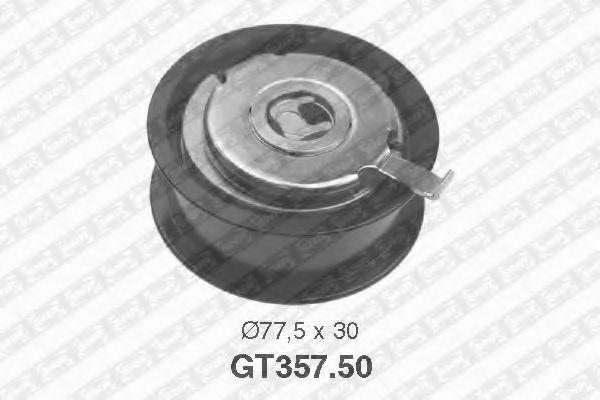 Натяжной ролик, ремень ГРМ SNR арт. GT35750