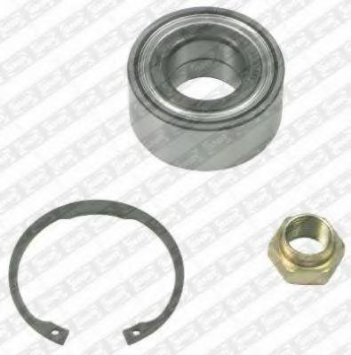 Комплект подшипника ступицы колеса SNR арт. R15914