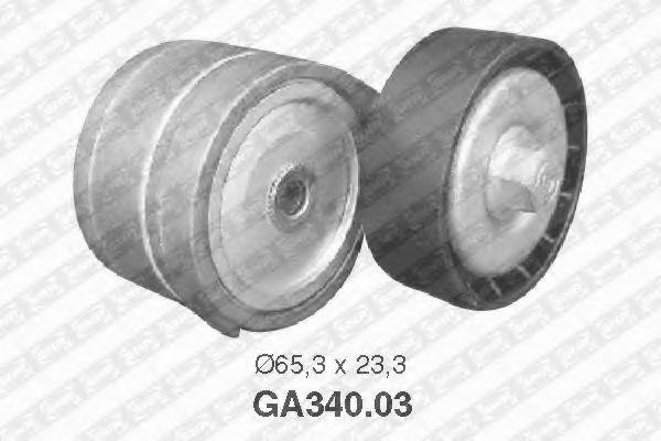 Натяжний ролик SNR GA34003