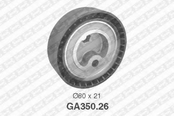 Натяжний ролик SNR GA35026