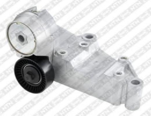 Натяжной ролик, поликлиновой  ремень SNR арт. GA35243