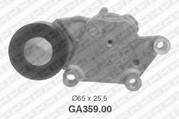 Натяжний ролик SNR GA35900