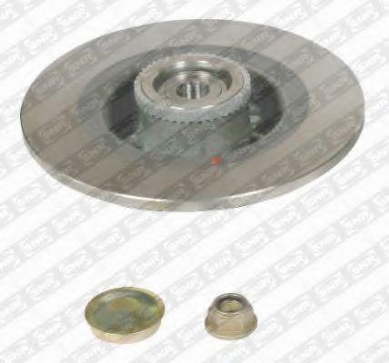 Тормозной диск SNR арт.