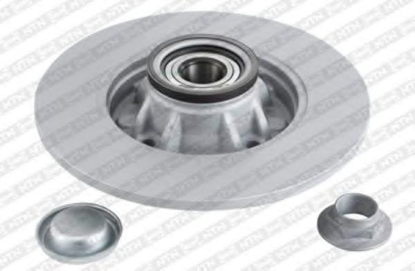 Тормозной диск SNR арт. KF15961U