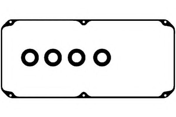 Комплект прокладок, крышка головки цилиндра PAYEN арт.
