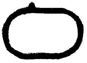 Прокладка, впускной коллектор PAYEN арт. JA5008