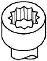 Комплект болтов головки цилидра PAYEN арт. HBS018