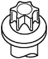 Комплект болтов головки цилидра арт.