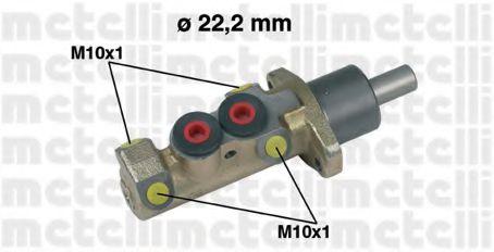 Главный тормозной цилиндр Metelli - 050228