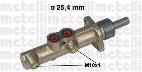 Главный тормозной цилиндр METELLI арт.
