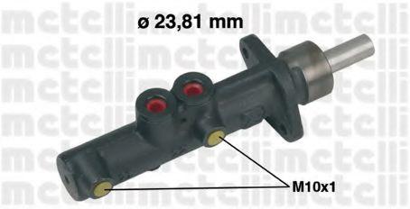 Главный тормозной цилиндр Metelli - 050308