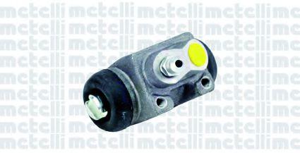 Колесный тормозной цилиндр METELLI арт. 040992