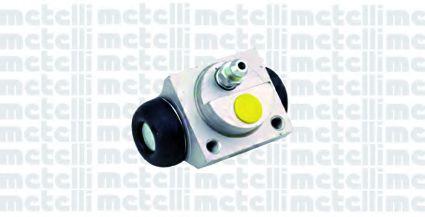 Колесный тормозной цилиндр METELLI арт. 041016