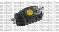Циліндр гальмівний робочий Metelli 040076