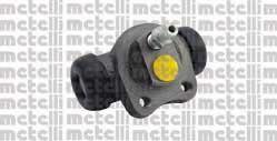 Колесный тормозной цилиндр METELLI арт. 040155