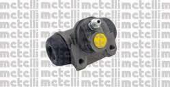 Циліндр гальмівний робочий Metelli 040253