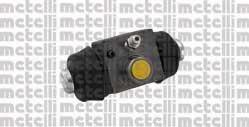 Циліндр гальмівний робочий Metelli 040327