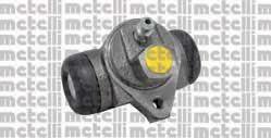 Циліндр гальмівний робочий Metelli 040352