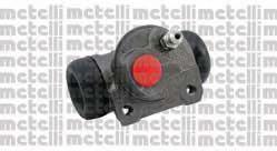 Циліндр гальмівний робочий Metelli 040577