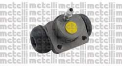Циліндр гальмівний робочий Metelli 040581
