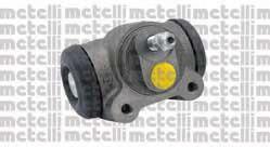 Колесный тормозной цилиндр METELLI арт. 040607