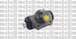 Циліндр гальмівний робочий Metelli 040617