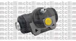 Циліндр гальмівний робочий Metelli 040618