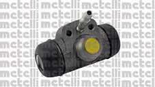 Колесный тормозной цилиндр METELLI арт. 040705