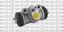 Циліндр гальмівний робочий Metelli 040777