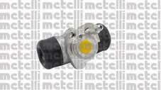 Циліндр гальмівний робочий Metelli 040804