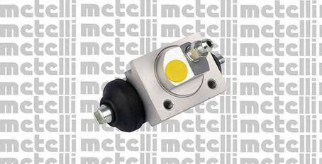 Колесный тормозной цилиндр METELLI арт. 041039