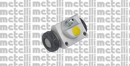Колесный тормозной цилиндр METELLI арт. 041041