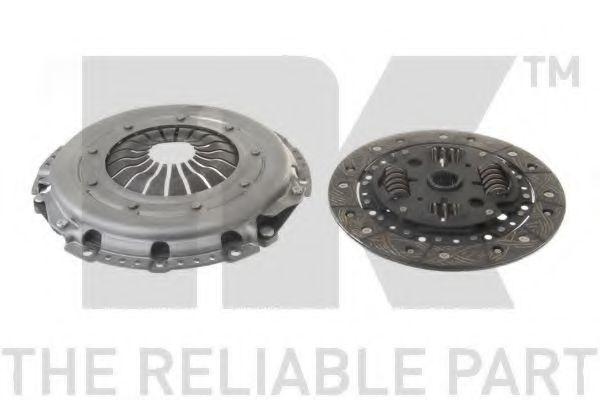 Комплект зчеплення NK 132550