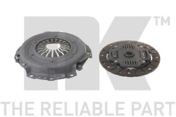 Комплект зчеплення NK 132551
