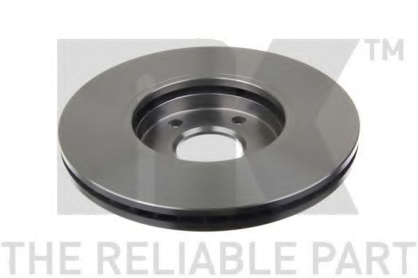 Тормозной диск NK арт. 202555