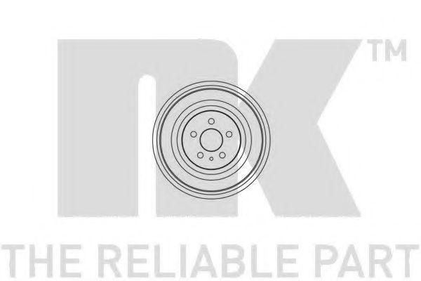 Тормозной барабан NK - 261902