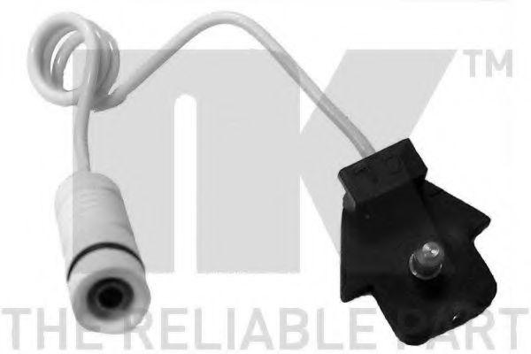 Сигнализатор, износ тормозных колодок NK арт. 280002